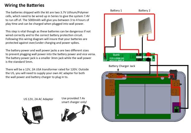 BF Battery Wiring