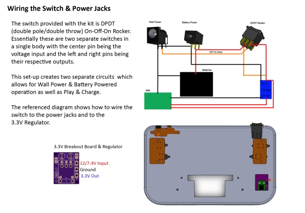 BF Switch-Power Wiring