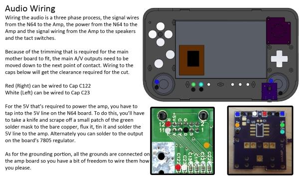 N64 Kit - Audio Wiring copy